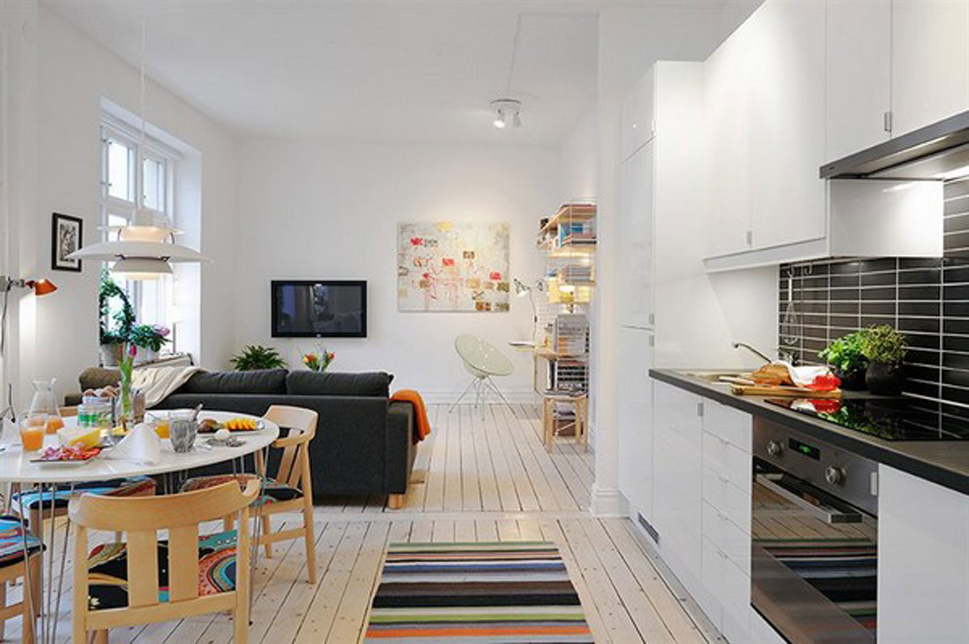 Идеи обустройства квартиры фото